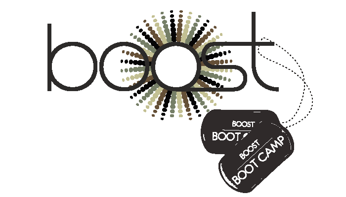 BOOST bootcamp logo