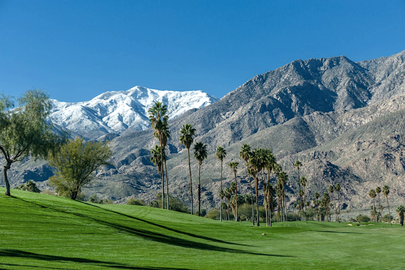 Indian Canyons Golf Resort South Course