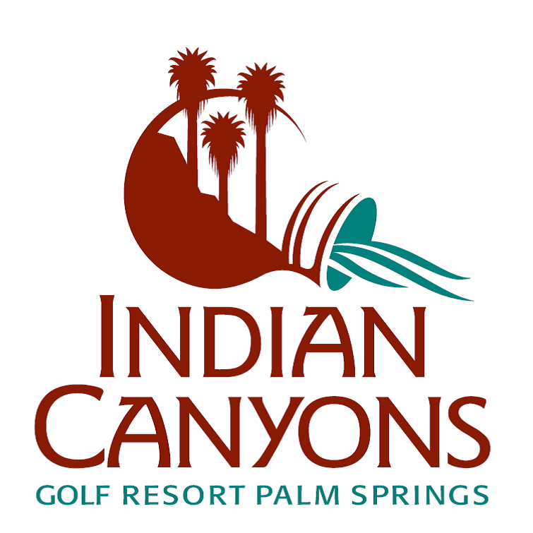 Indian Canyons Golf Resort logo